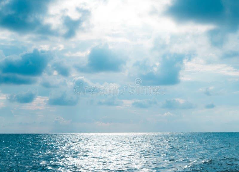 Rosyjski morze fotografia royalty free