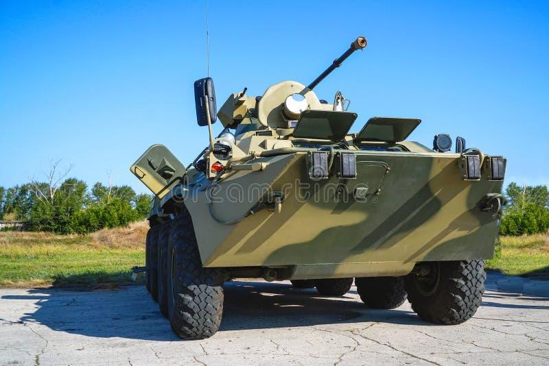Rosyjski piechota pojazd bojowy obraz royalty free