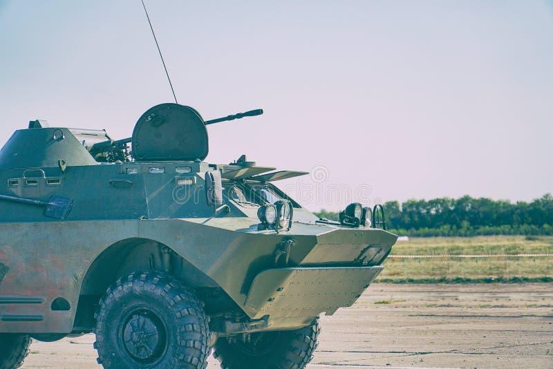 Rosyjski piechota pojazd bojowy zdjęcia stock