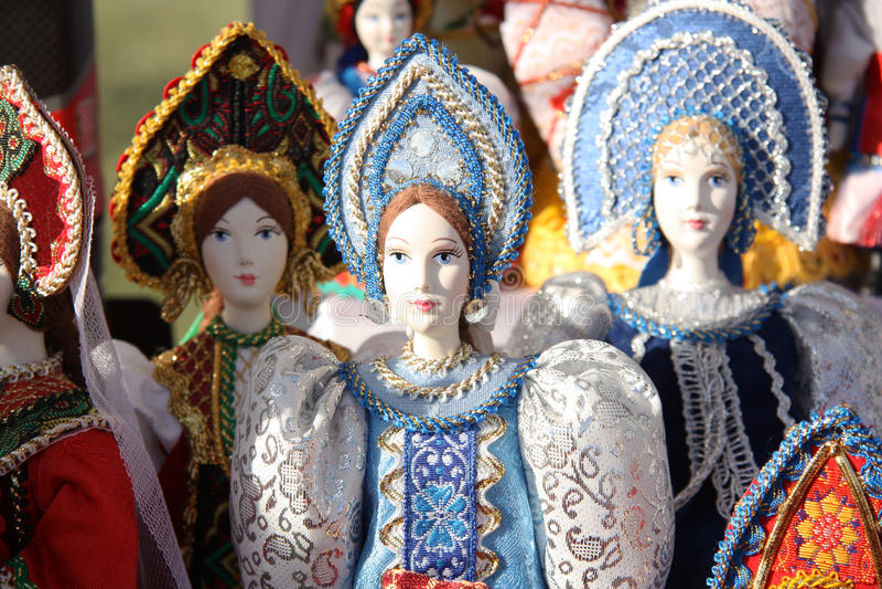 Rosyjskie lale obraz royalty free