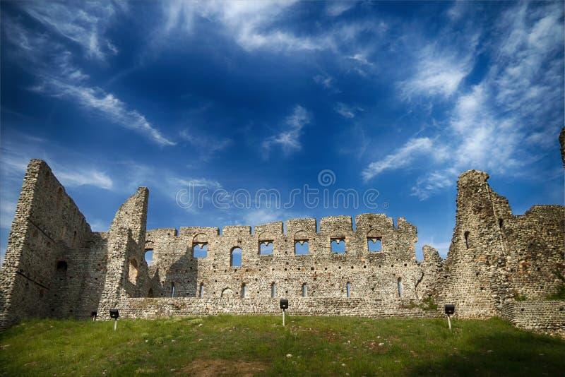 Roszuje Ruiny zdjęcie stock