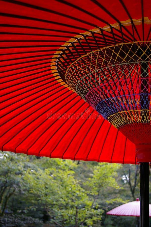 Rot im Garten lizenzfreie stockfotografie