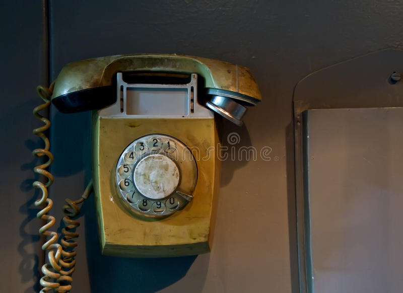 Download Rotary Dial Telephone Royalty Free Stock Photo - Image: 11327325