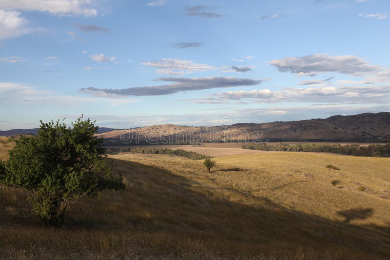 Rotary Lookout Gundagai royalty free stock images