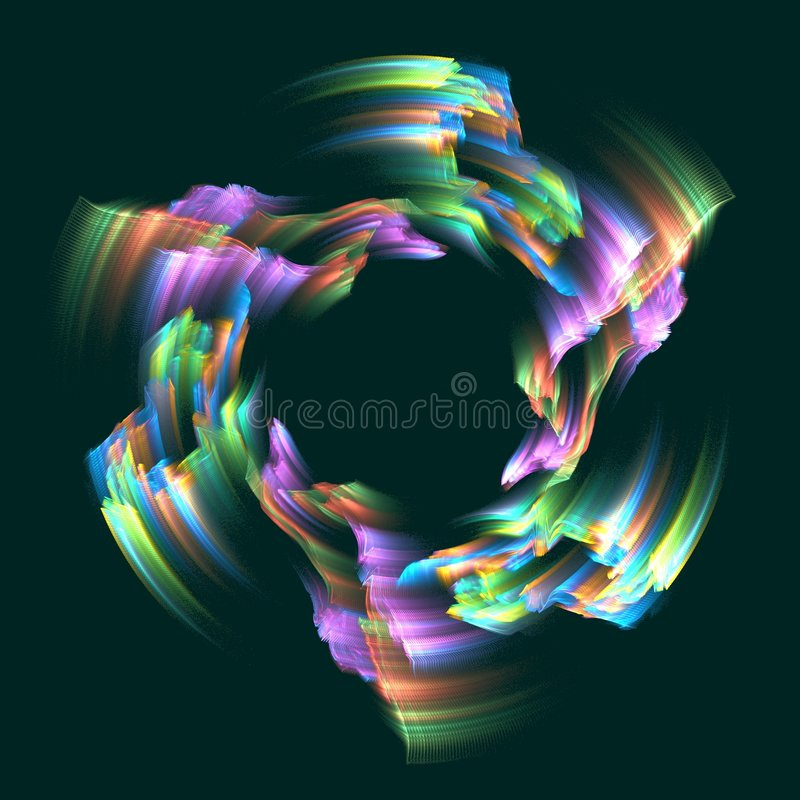 Download Rotate Complexity stock illustration. Image of motion - 2278704