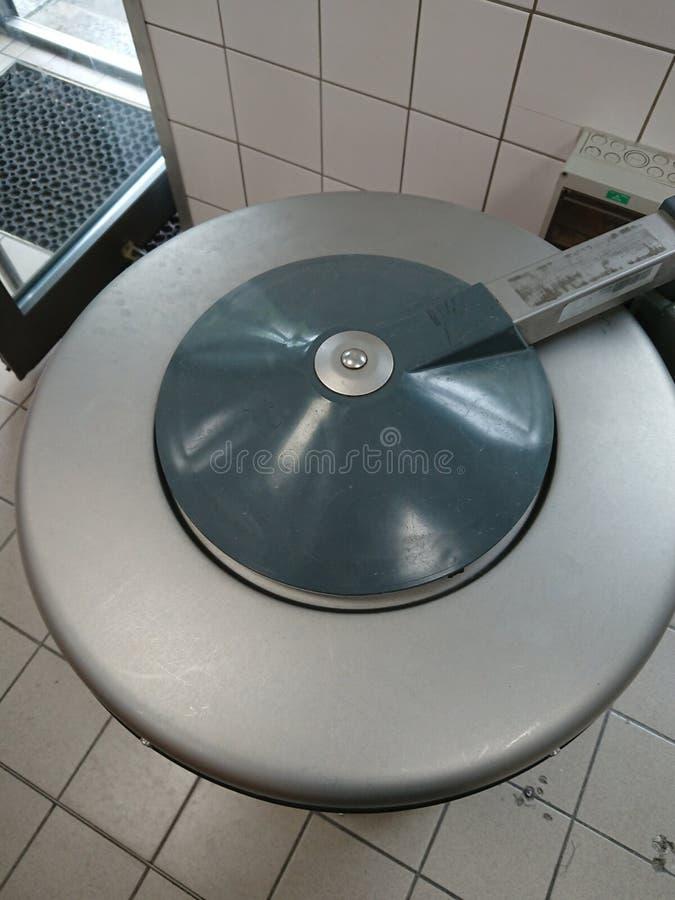 Rotatie-droger stock fotografie