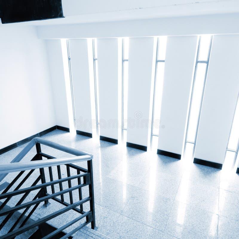 Rotazione delle scale fotografia stock libera da diritti