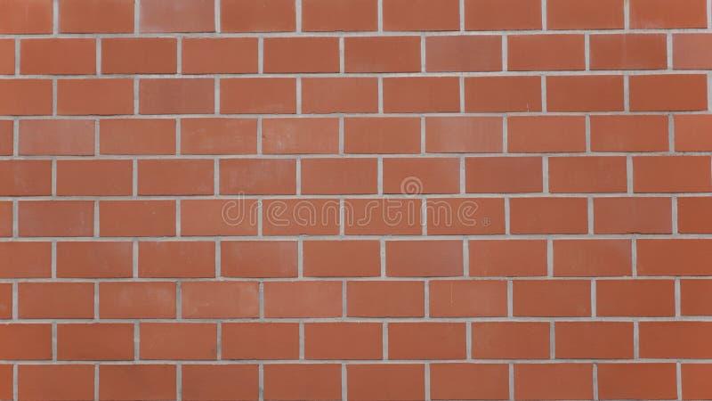 Rotbraune Backsteinmauerbeschaffenheit lizenzfreie stockbilder