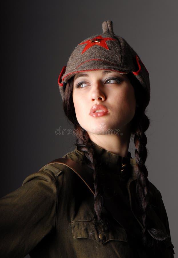 Rote Armee lizenzfreie stockfotografie