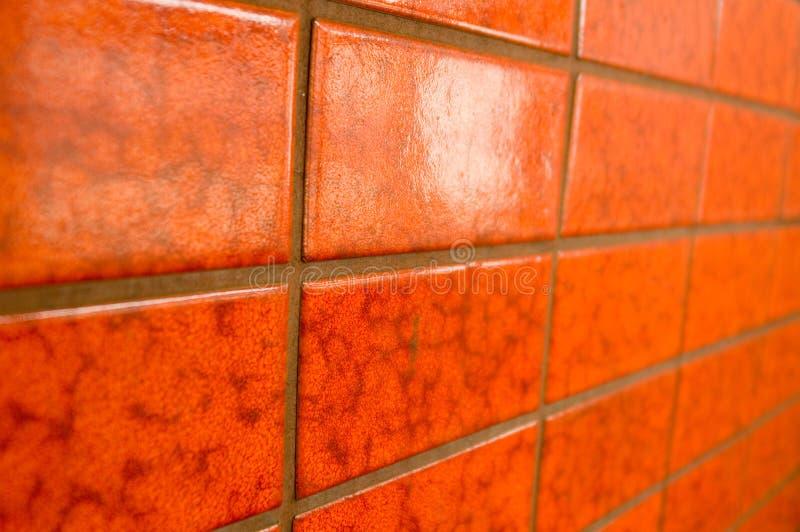 Rote Fliesen Stockbild Bild Von Ziegelstein Muster Waldung - Rotbraune fliesen