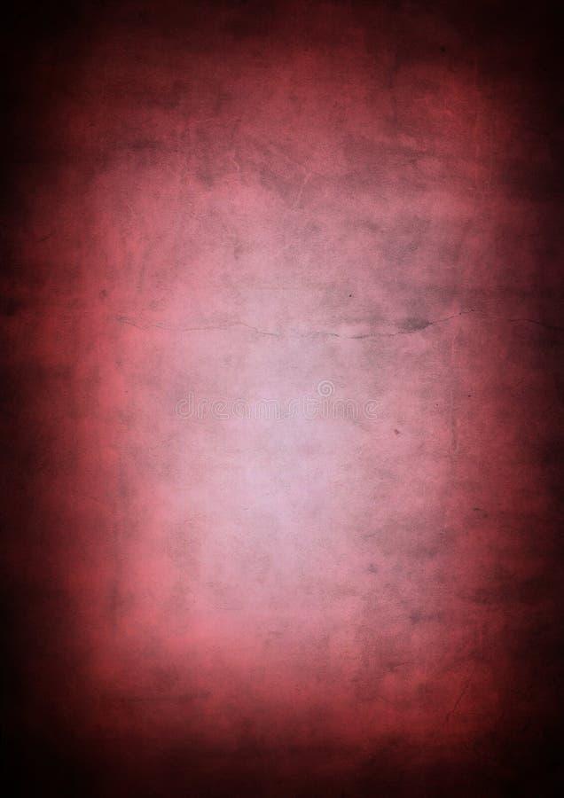 Rote grunge Beschaffenheit lizenzfreie abbildung