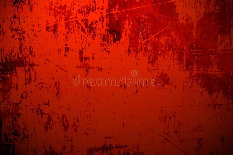 Rote Hintergründe stock abbildung