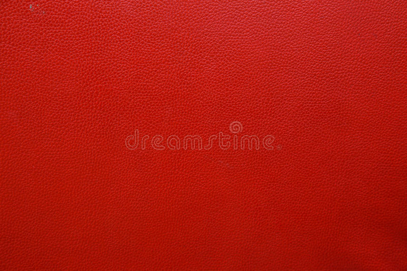 Rote lederne Beschaffenheit lizenzfreie stockfotografie