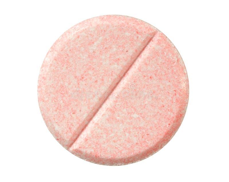 Rote Pille lizenzfreies stockfoto