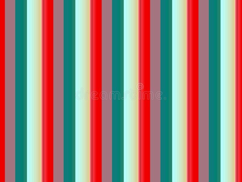 Rote rosa Grüne Grenzen, Lichthintergrund, Grafiken, abstrakter Hintergrund und Beschaffenheit stock abbildung