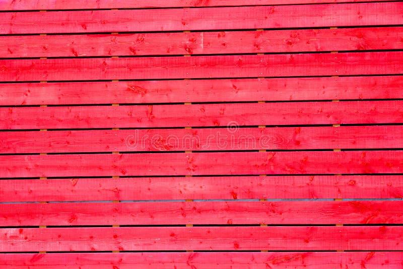 rote Wand in altem lizenzfreies stockbild