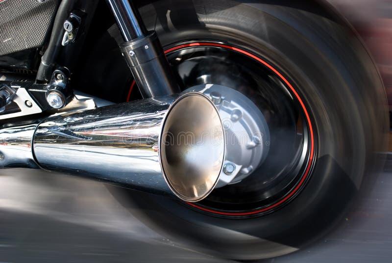 Rotella Del Motociclo Fotografie Stock