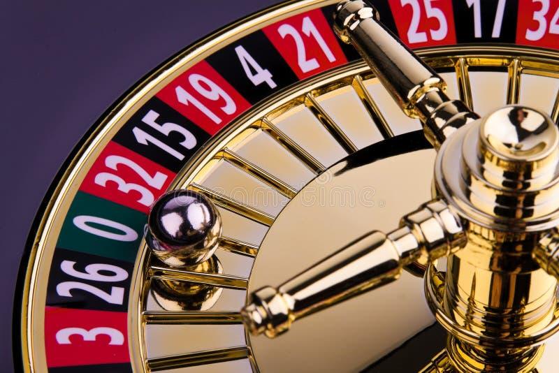 rotella di roulette immagine stock libera da diritti