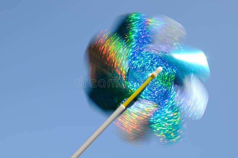 Rotella di vento immagini stock