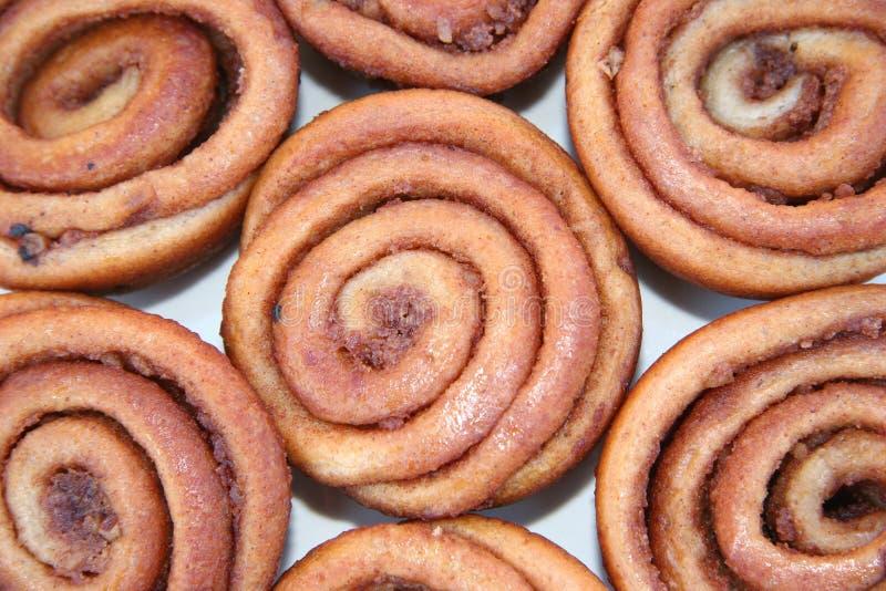 Download Rotelle squisite del pecan fotografia stock. Immagine di forno - 125786