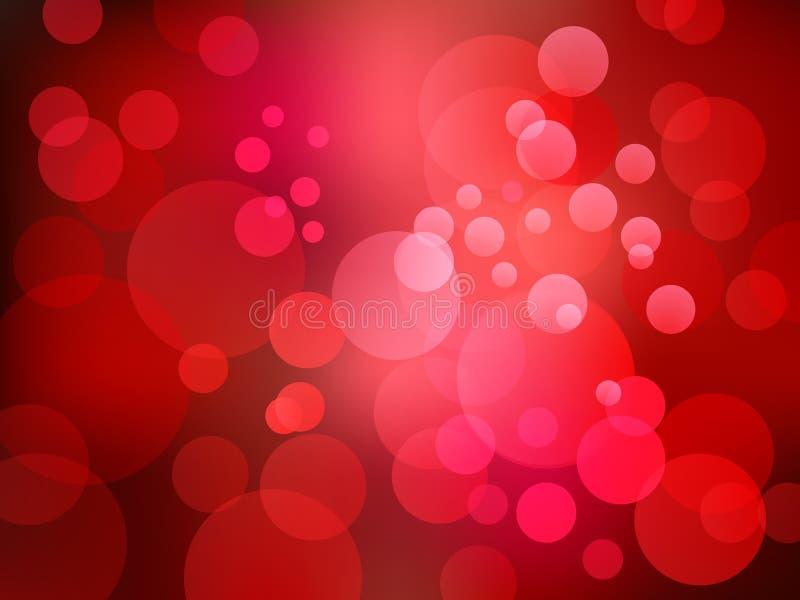 Roter abstrakter Hintergrund stockfotografie