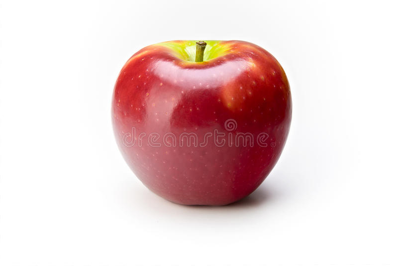 Roter Apfel stockfotos