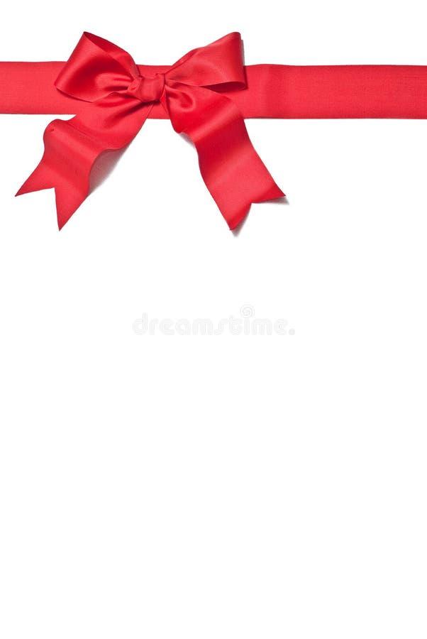 Download Roter Bogen stockfoto. Bild von feier, element, bogen - 12201956