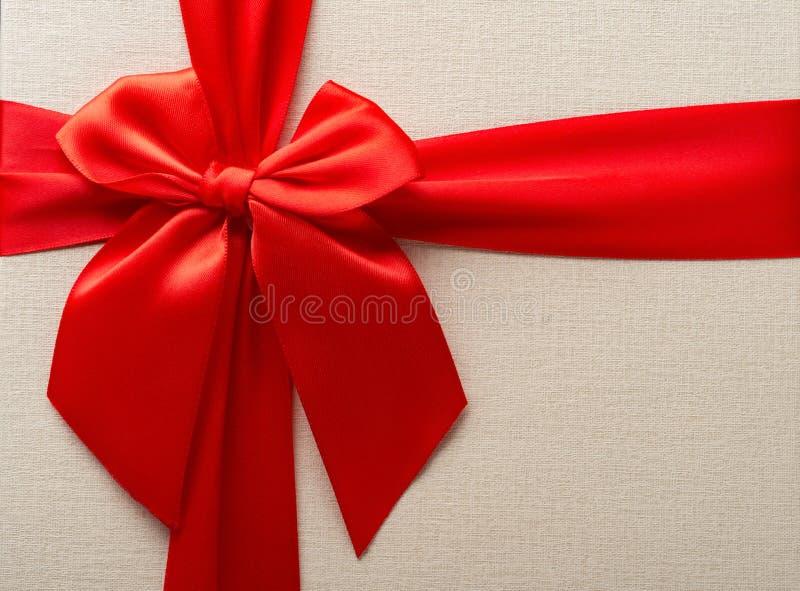 Roter Bogenabschluß oben lizenzfreies stockbild