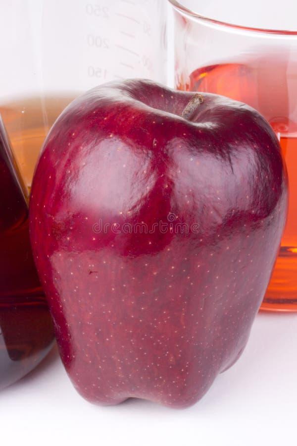Roter-Deliciousapple lizenzfreie stockfotos