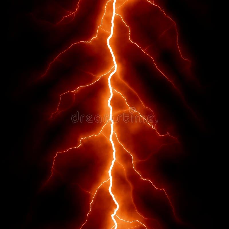 Roter elektrischer Lichteffekt, abstrakte techno Hintergründe für Ihren Entwurf vektor abbildung