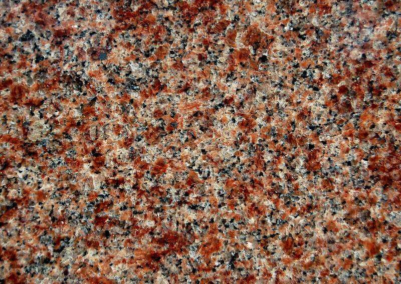 Roter Granit lizenzfreie stockfotos