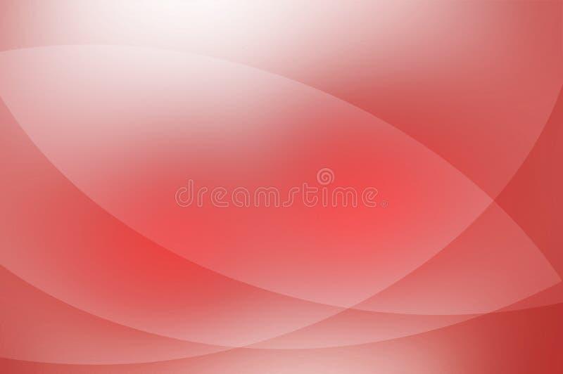 Roter Hintergrund. vektor abbildung