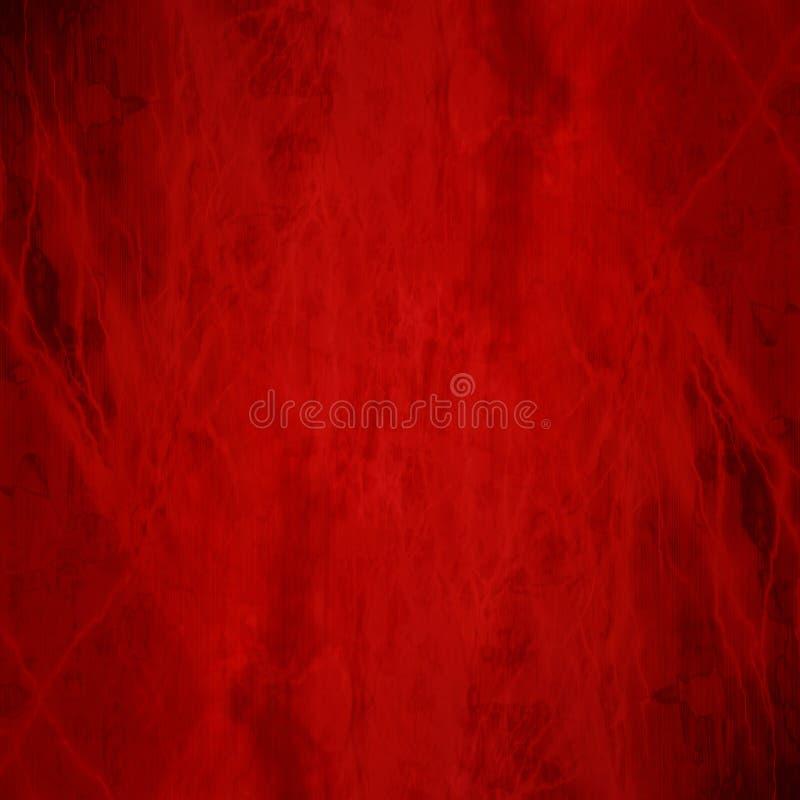 Roter Hintergrund vektor abbildung