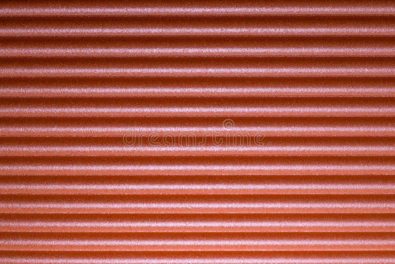 Roter Hintergrund mit Streifenmuster stockfotografie