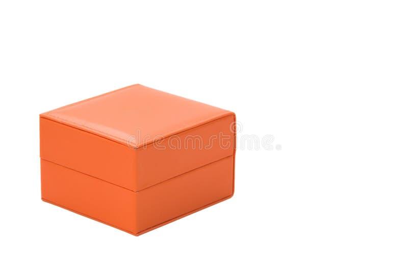 Roter Kasten lizenzfreies stockfoto