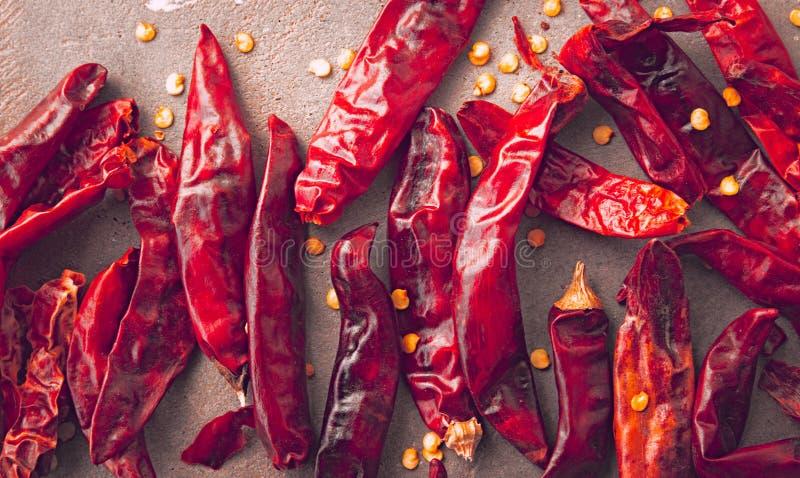 Roter Paprika lizenzfreie stockfotos