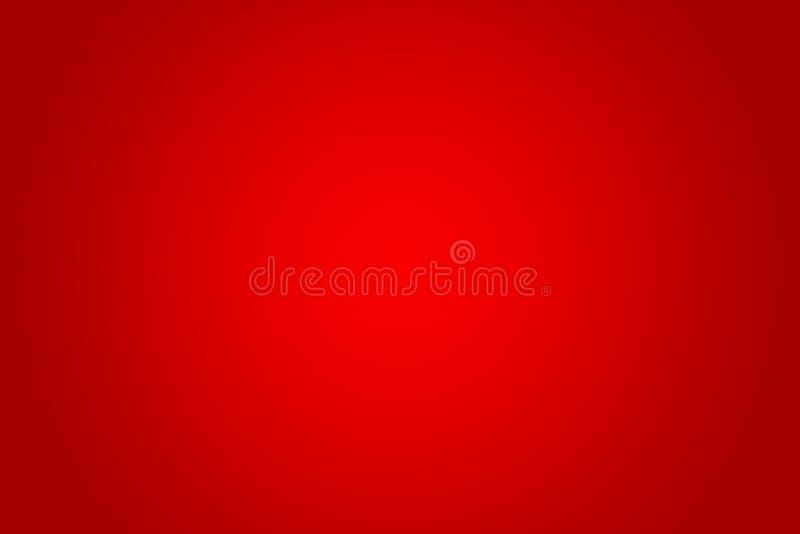 Roter Steigungshintergrund stockfotografie