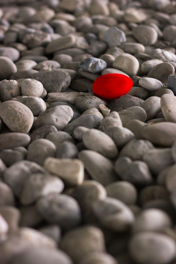 Roter Stein stockfotos