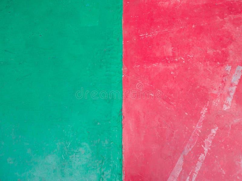 Roter und grüner Hintergrund vektor abbildung