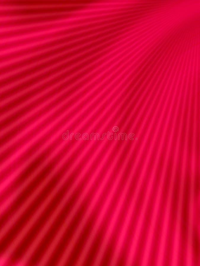 Roter wellenförmiger abstrakter Hintergrund vektor abbildung