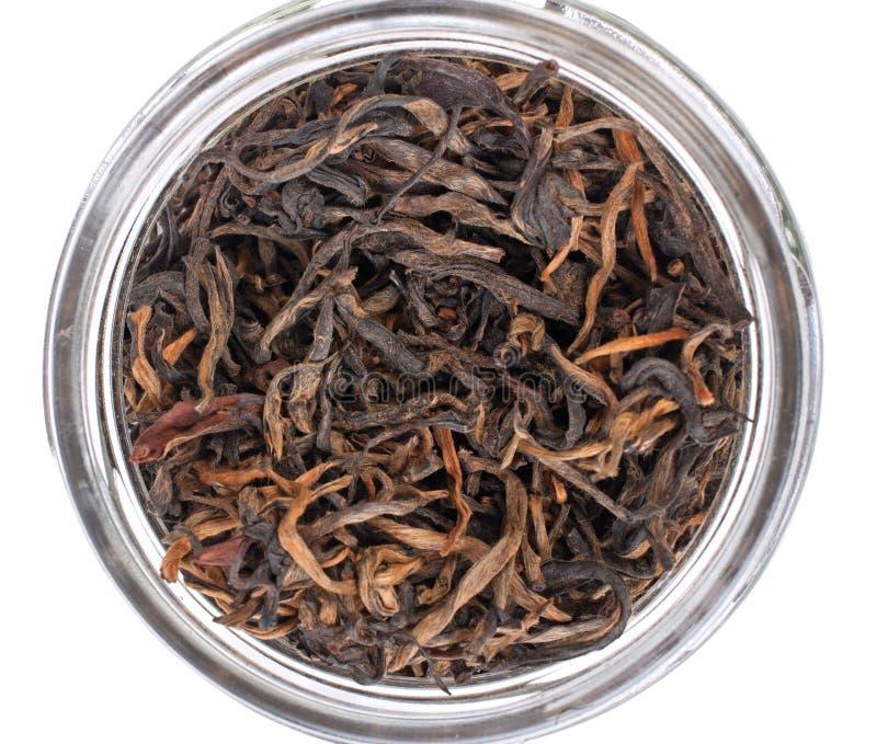 Roter Yunnan-Tee lizenzfreie stockfotos