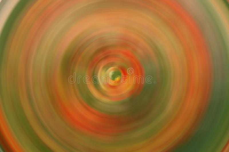 Roterande cirkel arkivfoton