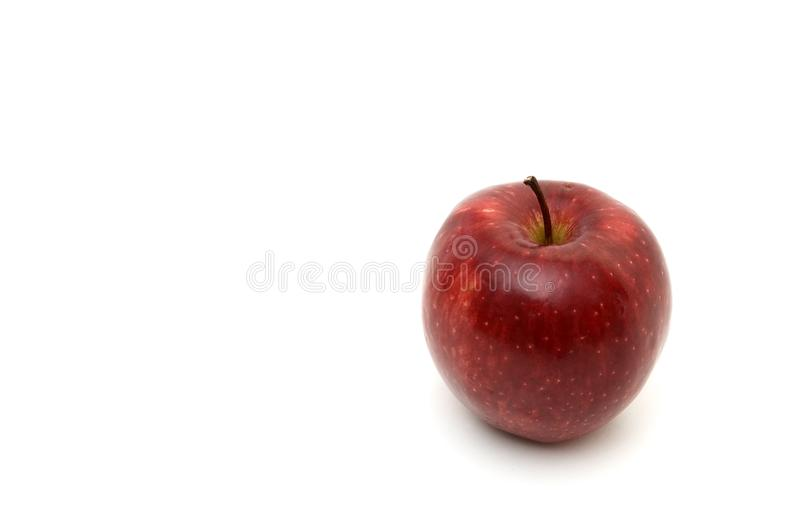 Rotes Apple 2 stockbild