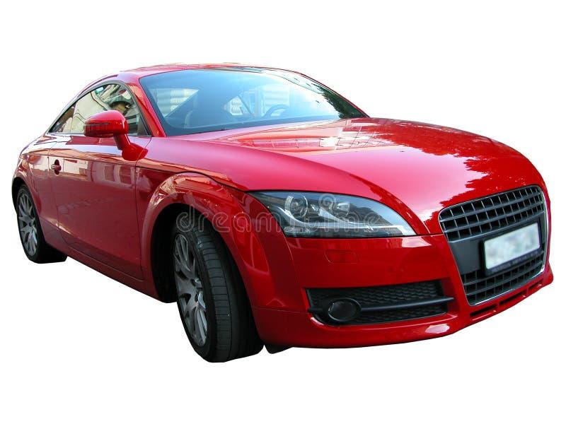 Rotes Auto lizenzfreies stockbild