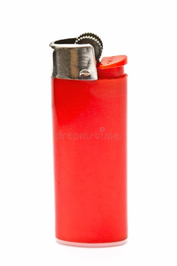 Download Rotes Feuerzeug stockfoto. Bild von graphik, einzeln - 27735248