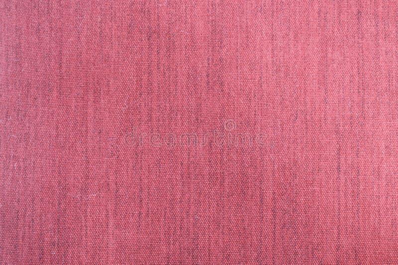Rotes Gewebe stockbild