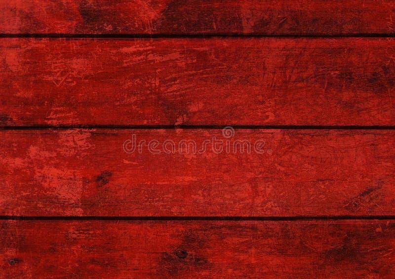 Rotes Holz lizenzfreie stockfotografie