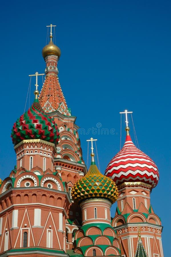 Rotes Quadrat in Moskau. Abschluss oben lizenzfreie stockfotografie