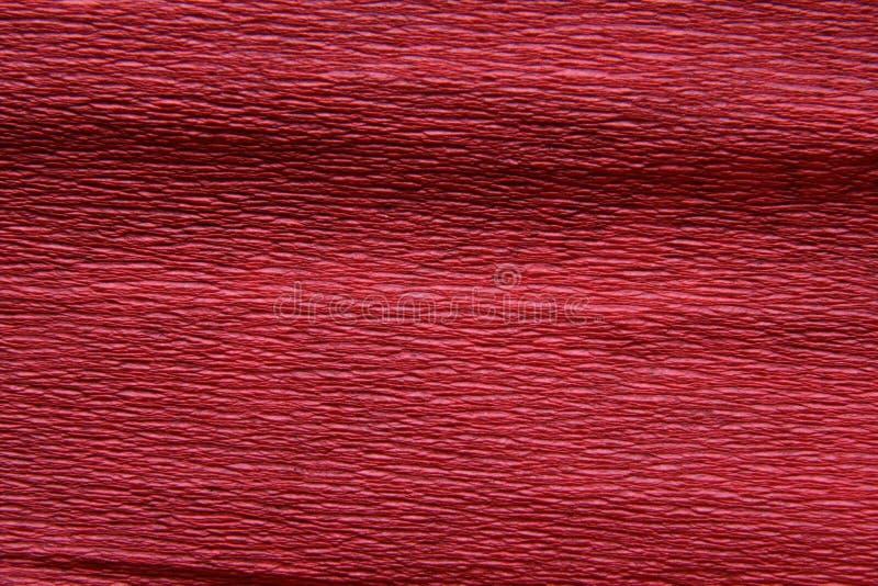 Rotes raues Papier lizenzfreie stockfotos