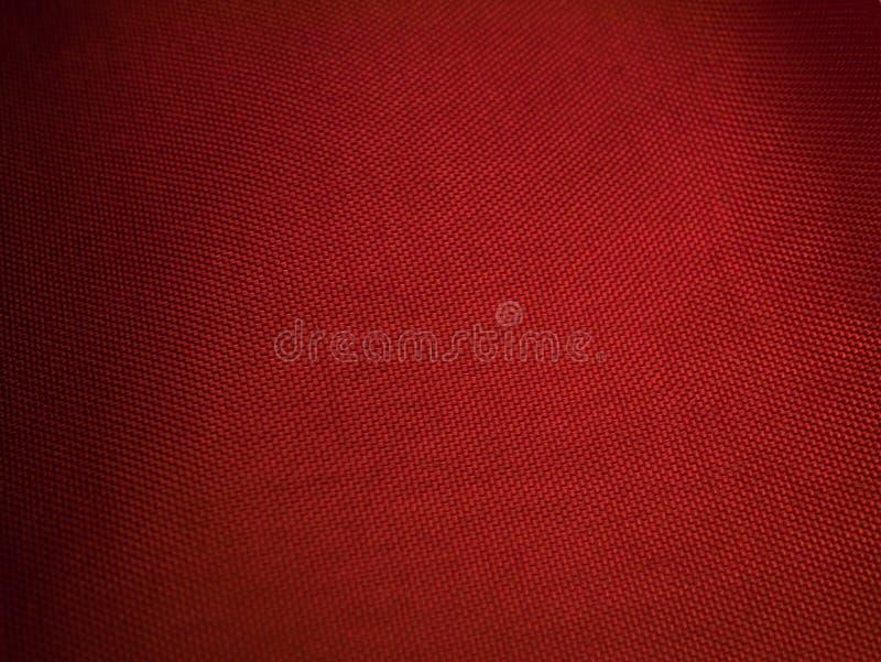 Rotgewebe Beschaffenheit der Eleganz rote Farbtextil lizenzfreies stockfoto